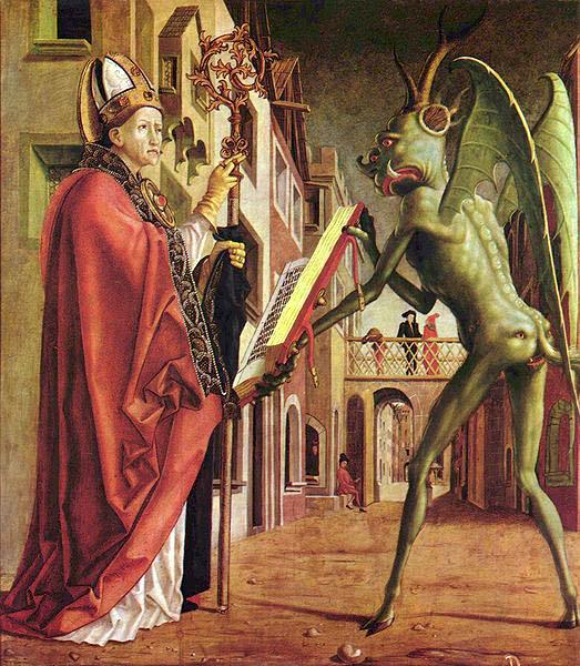 Anjos e Demónios?
