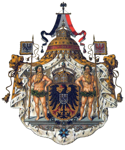 The Prussian Coat of Arms 1701
